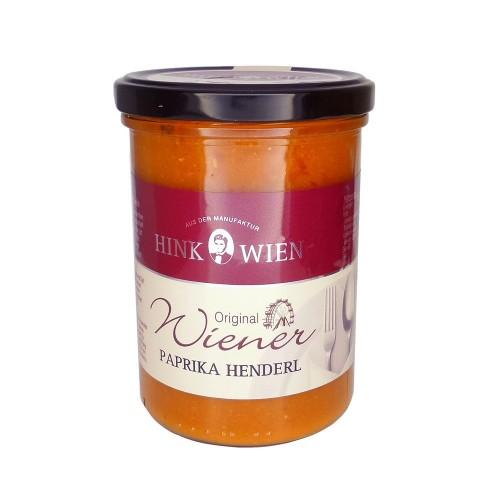 Hink Pastry -  Original Vienna Paprika Henderl 400g