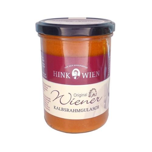 Hink Pastry -  Original Viennese calf cream goulash 400g