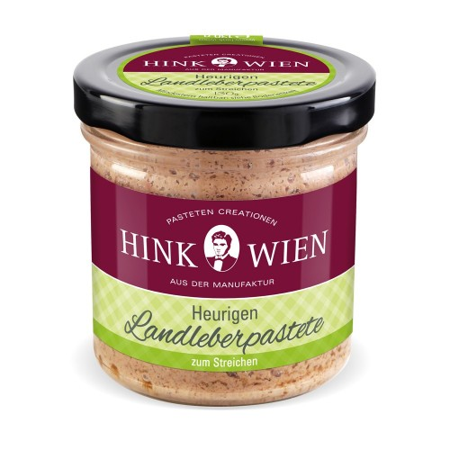 Hink Pastry -  Heurigen country liver pate 130g
