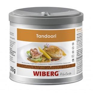 Wiberg Tandoori, Indische Gewürzzubereitung 210gr
