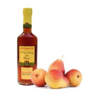 Gegenbauer vinegar sweet pear 250ml