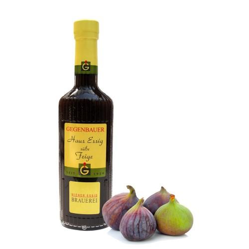 Gegenbauer vinegar sweet fig 250ml