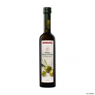 Wiberg virgin olive oil Extra, Andalusia 500ml
