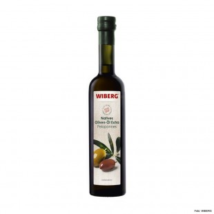 Wiberg virgin olive oil Extra, Pennepoles 500ml