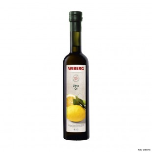 Wiberg citrus oil, virgin olive oil extra 99.5% with natural flavor 500ml