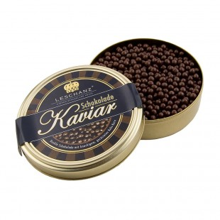 Leschanz chocolate caviar 100gr