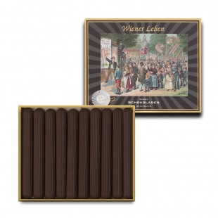 Leschanz Viennese life Schokostangerl Mint 72gr