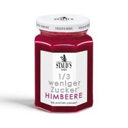 Staud sugar reduced fruit spread Raspberry fine sieved 200gr