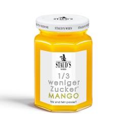 Staud sugar reduced fruit spread Mango finely sieved 200gr