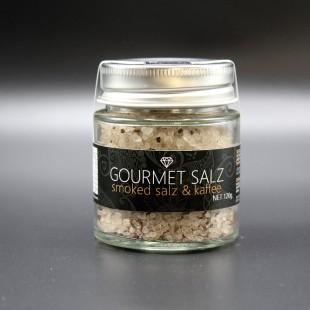 Ritonka Smoked Salz & Kaffee Salz 120gr