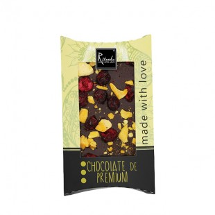Ritonka Bitter-Schokolade Mango, Kirsche 95gr