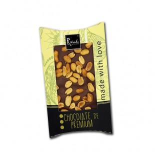 Ritonka Milch-Schokolade Salzige Erdnüsse 95gr