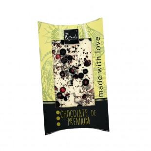 Ritonka Weiße-Schokolade Johannisbeere, Lavendel 95gr