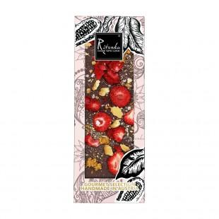 Ritonka Milk Chocolate Strawberry, Cookies, Caramel, Salt