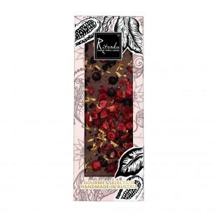 Ritonka Milk Chocolate Cranberry, Black Currant, Lemon