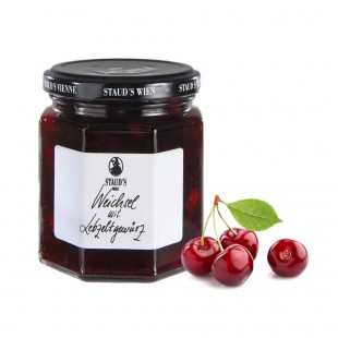 """Stauds """"Limited"""" Sour Cherries with Lebzelt Spice 250gr"""