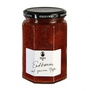 """Staud's Limited Preserve """"Strawberry with green pepper"""" 330g"""