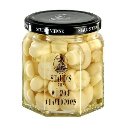 "Staud's Vegetables - ""Mushrooms - sweet sour"" 228ml"