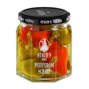 "Staud's ""Chilli Peppers - sweet sour"" 228ml"