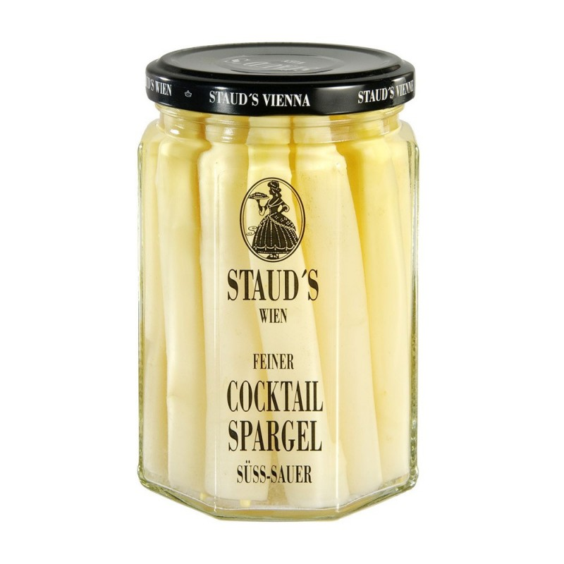 "Staud's ""Cocktail Asparagus - sweet sour"" 314ml"