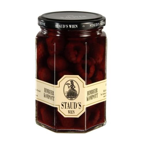 "Staud's  Compote -  ""Raspberry"" 314ml"