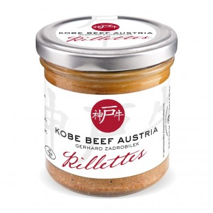 Hink Pastry -  Kobe Beef Rillettes 130g - Gerhard Zadrobilek Edition