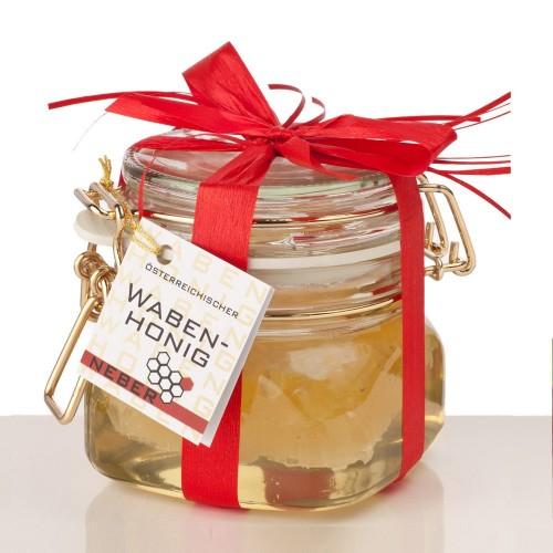 Neber Honey - Comb in Glass 330g