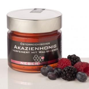 Neber Acacia Honey with Wood Berries 250g