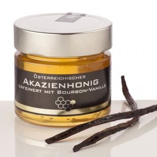 Neber Acacia Honey refined with Bourbon Vanilla 250g