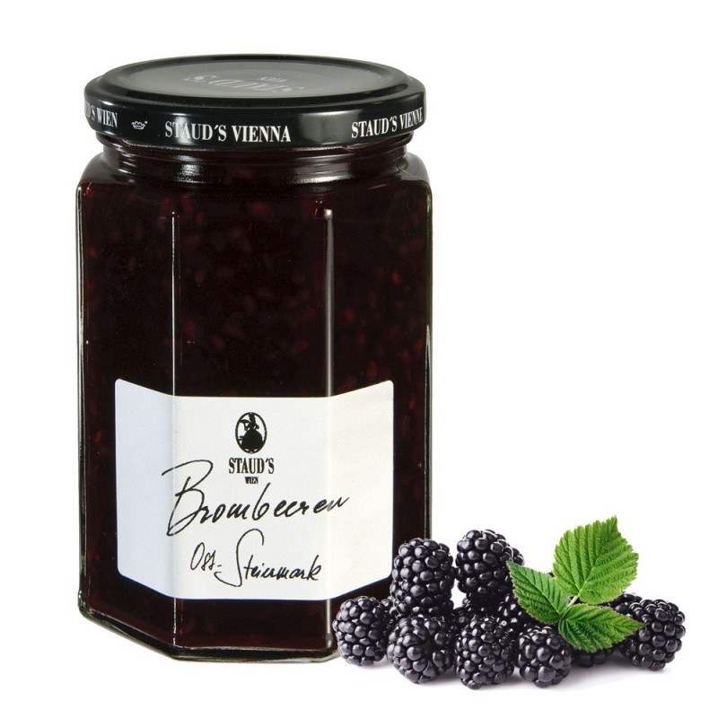 "Staud's Limited Preserve ""Blackberry"" 330g"