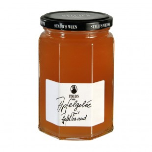 "Staud's Preserve - Limited  ""Apple jelly with Apple Brandy"" 330g"