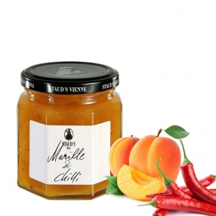 "Staud's Preserve - Limited  ""Apricot Chili"" 250g"