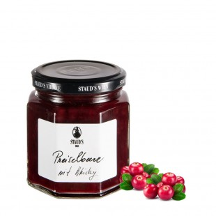 "Staud's Preserve - Limited  ""Cranberry with Whiskey"" 250g"