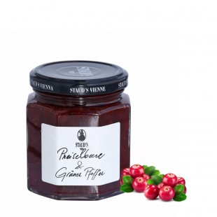 "Staud's Preserve - Limited  ""Cranberry with Pepper"" 250g"