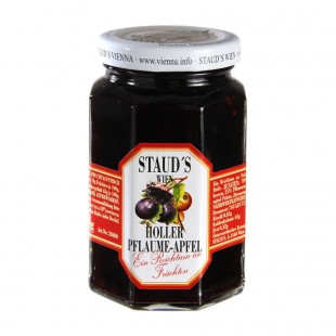 "Staud's Preserve - ""Elderberry-Plum-Apple"" 250g"