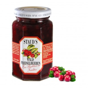 "Staud's Preserve ""Forrest Lingonberry"" 250g"