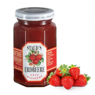 "Staud's Preserve - ""Strawberry finely sieved"" 250g"