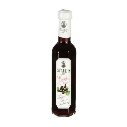 "Staud's Preserve - Syrup ""Black Currant"" 250ml"