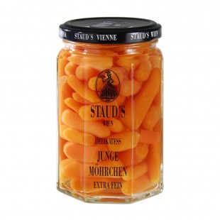 "Staud's Vegetables - ""Young Carrots"" 314ml"