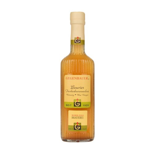 Gegenbauer Vinegar -  Bouvier Trockenbeerenauslese  250ml