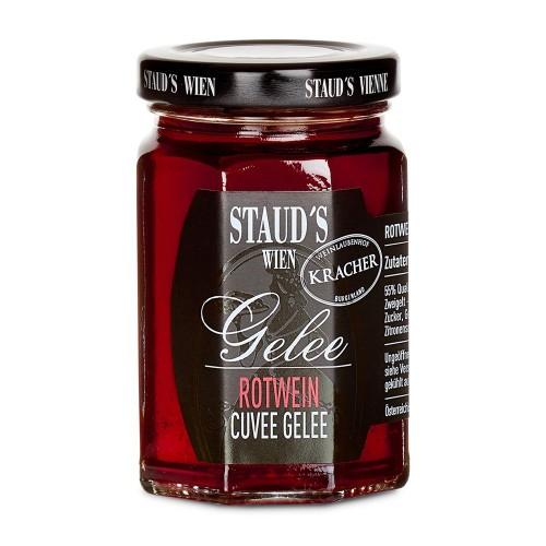 "Staud's - Wine Jelly ""Cuvee Red Wine"" 130g"
