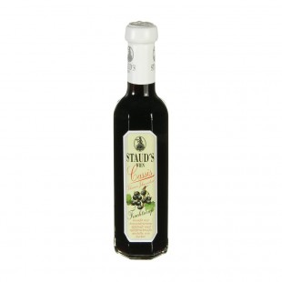 "Staud's Preserve - Syrup Pure Fruit ""Black Currant"" 250ml"