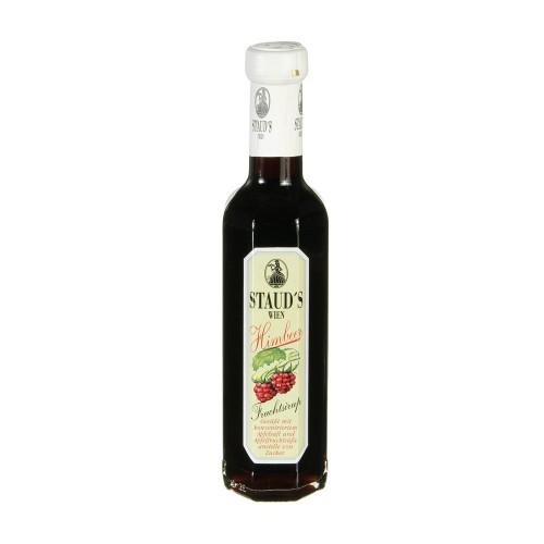"Staud's Preserve - Syrup Pure Fruit ""Raspberry"" 250ml"