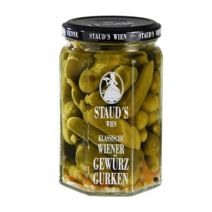 "Staud's Vegetables - ""Gherkins"" 314ml"