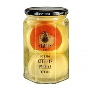 "Staud's ""Paprika, gefüllt mit Sauerkraut"" 580ml"