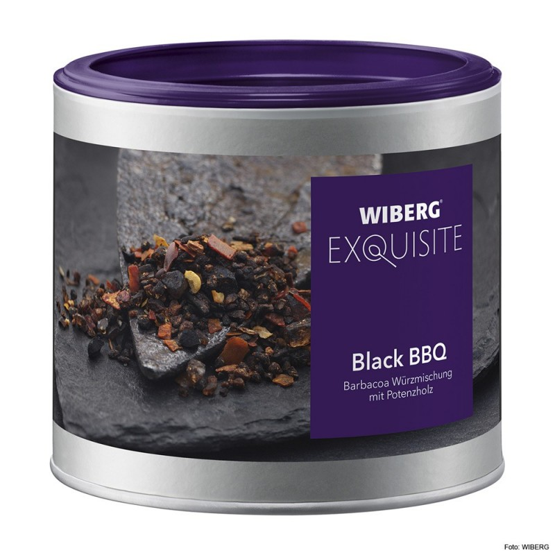WIBERG Black BBQ, Barbacoa Spice Mix 470ml