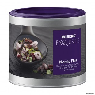 WIBERG Nordic flair, Scandinavian Spice Mix  470ml