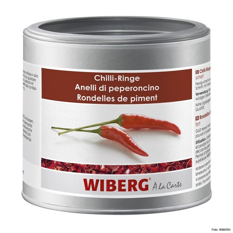 WIBERG Chilli Rings, sharp 470ml