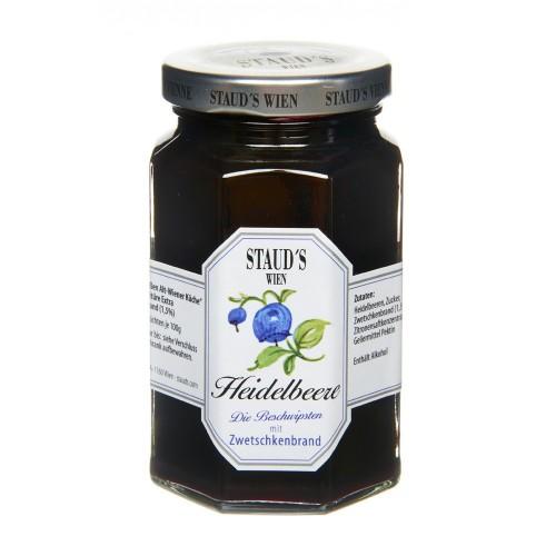 "Staud's Preserve - Buzzed  ""Blueberry with Plum Brandy"" 250g"