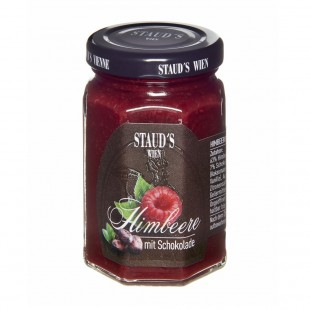 "Staud's Fruit Spread ""Raspberry with Chocolate"" 130g"